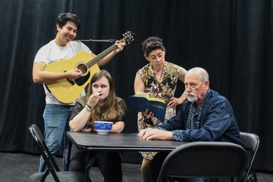 """End Days"" will be performed at 2 p.m. June 9 in the Helgeson Learning Lab Theatre."