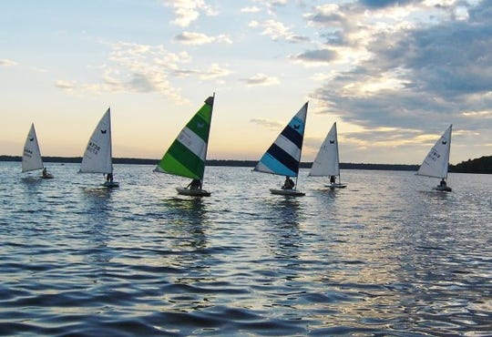 The Lake DuBay Sailing Association welcomes small boat and cruiser sailors from across central Wisconsin.