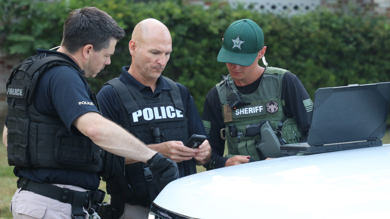 Sheriff Walt McNeil, U S  Attorney Keefe team up to combat