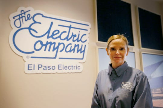 El Paso Electric CEO Mary Kipp.
