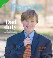 Upstate Parent cover for June