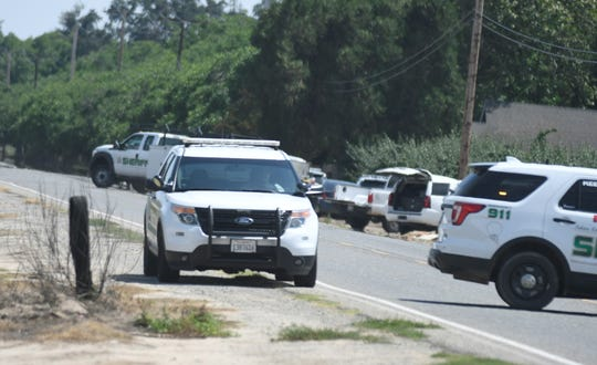BREAKING: Farmersville man accused of shooting wife arrested