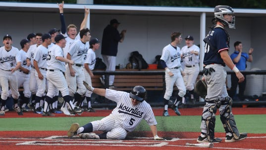 Suffern defeated Ketcham 6-2 in the Section 1 Class AA baseball championship game at Pace University June 2, 2019.