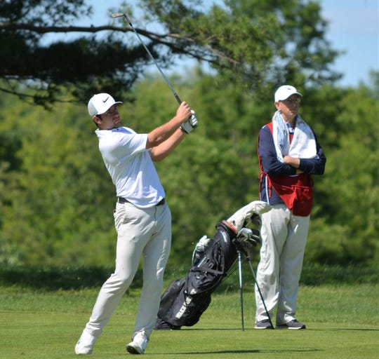 Scarborough resident Cameron Young earned medalist honors and was among four players to qualify for the 2019 U.S. Open following 36 holes of play at Old Oaks and Century in Purchase.