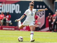 10 players worth watching at the Women's World Cup
