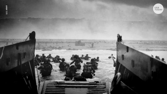 What WWII Allies heard on D-Day, before storming Nazis, saving world