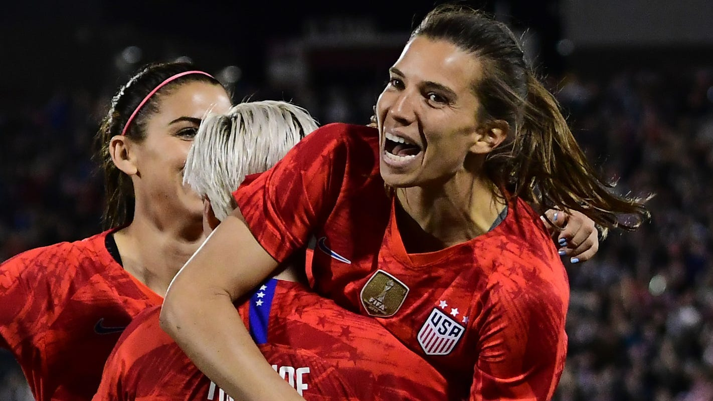 2019 World Cup: Get to know the U S  team with 23 fun facts