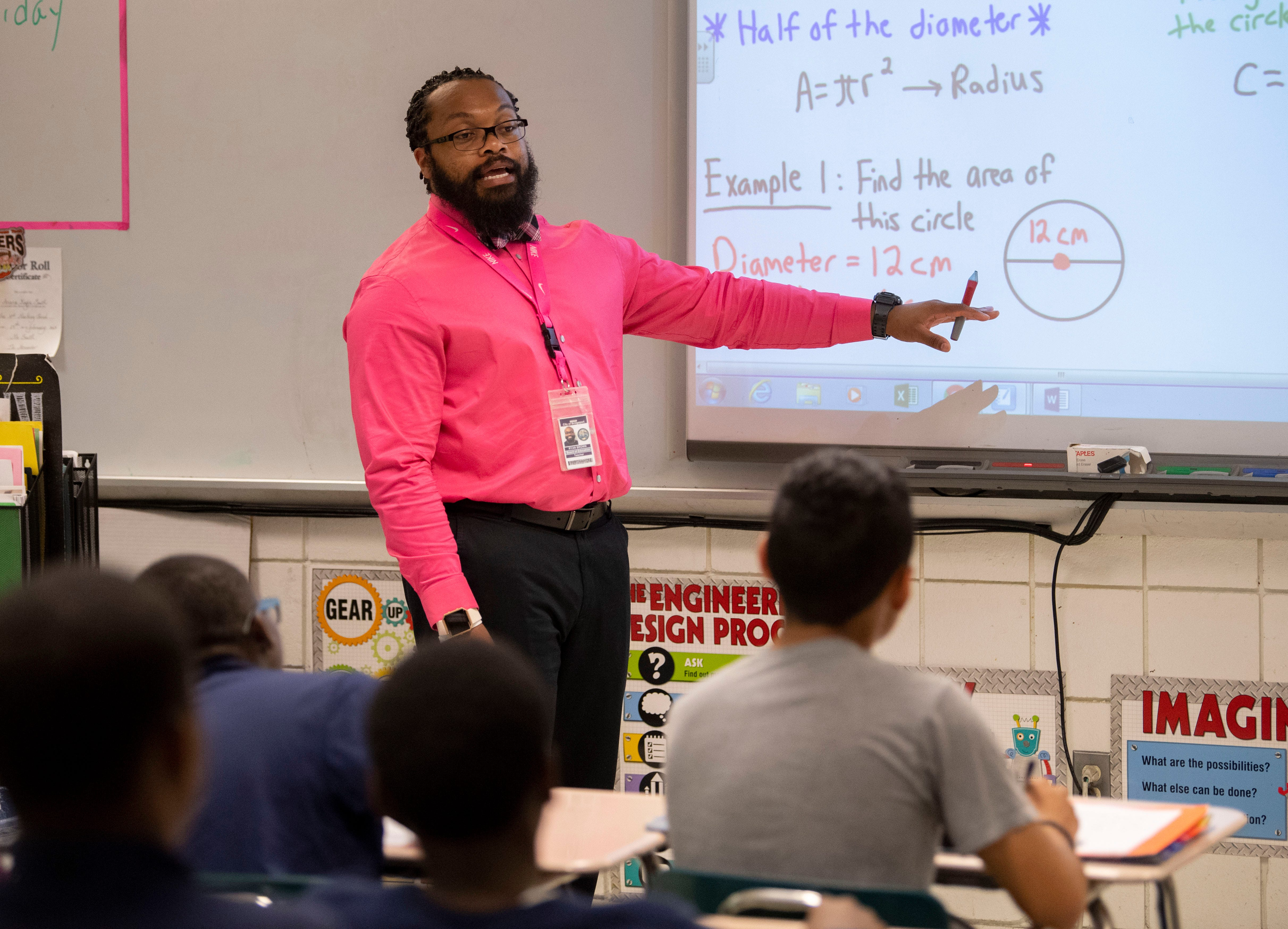 For many teaching jobs, teachers pay can't cover rent