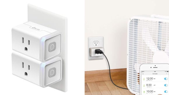 You can never have too many smart plugs, especially for all the little things around the house.
