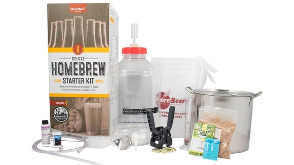 MoreBeer Deluxe Home Brewing Kit