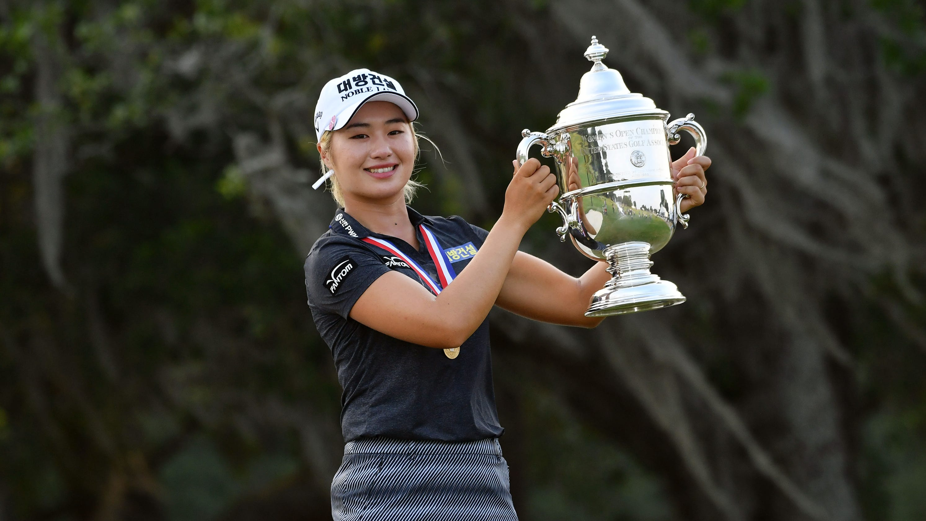 U.S. Women's Open: Jeongeun Lee6 surges in final round to ...