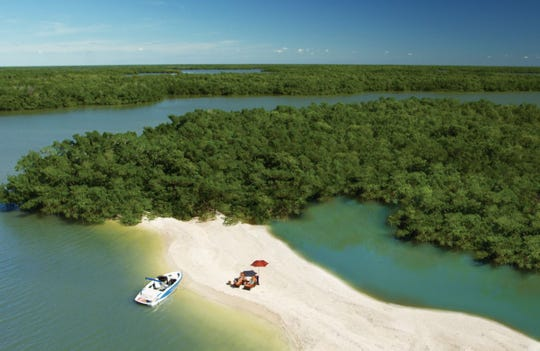 Explore the Ten Thousand Islands via boat or jet ski.