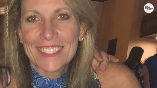 Tammy Lawrence-Delay says she was beaten for hours and left for dead while vacationing at an all-inclusive resort in the Dominican Republic.