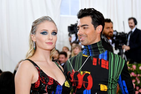 "It's been a busy 2019 for Sophie Turner, marrying Joe Jonas but also saying adios to ""Game of Thrones"" and the X-Men movie franchise."