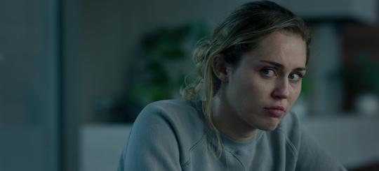 """Miley Cyrus as Ashley in """"Black Mirror."""""""