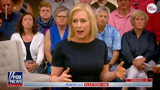 Kirsten Gillibrand drops out of presidential race