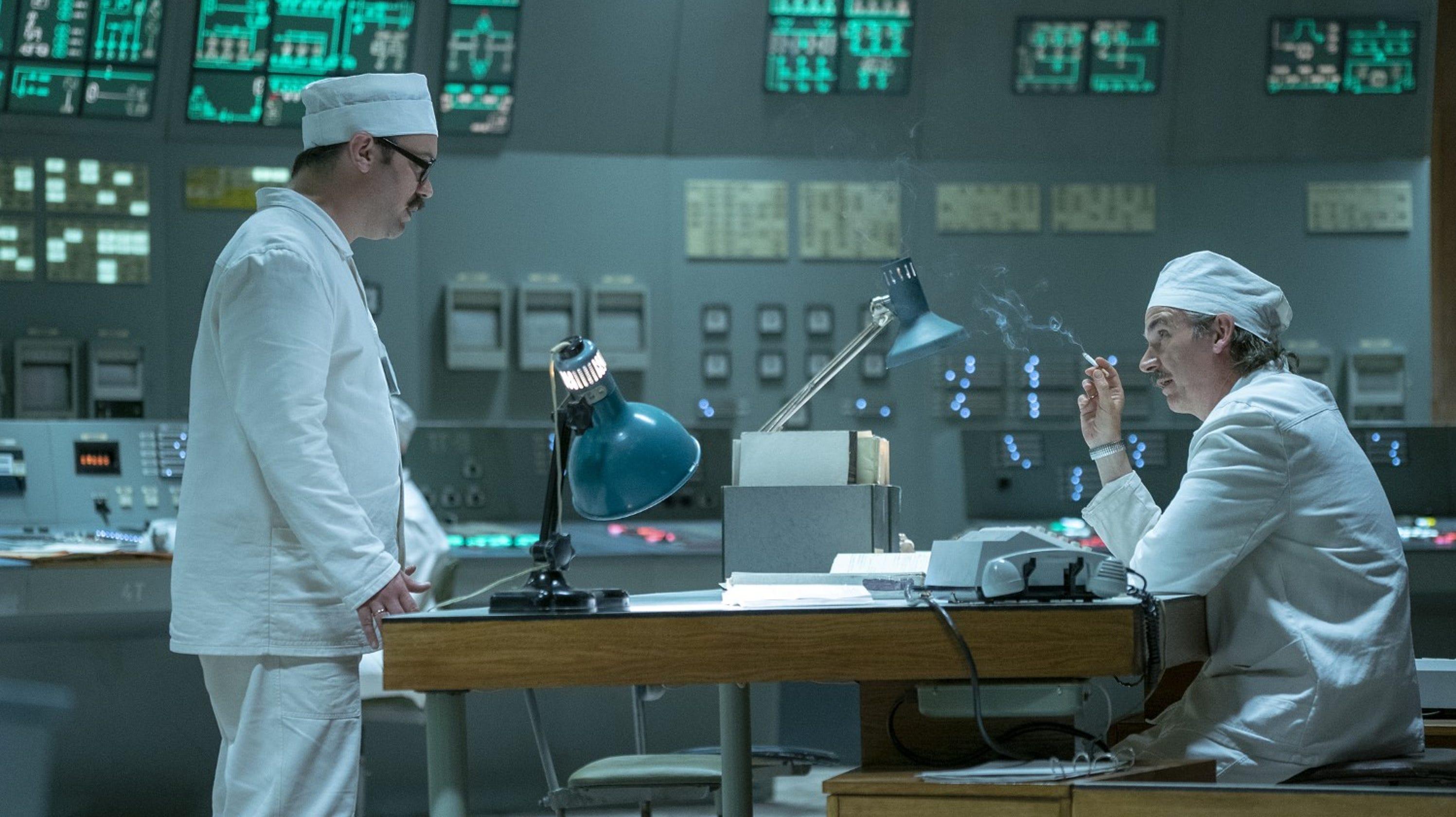 Chernobyl Episoden