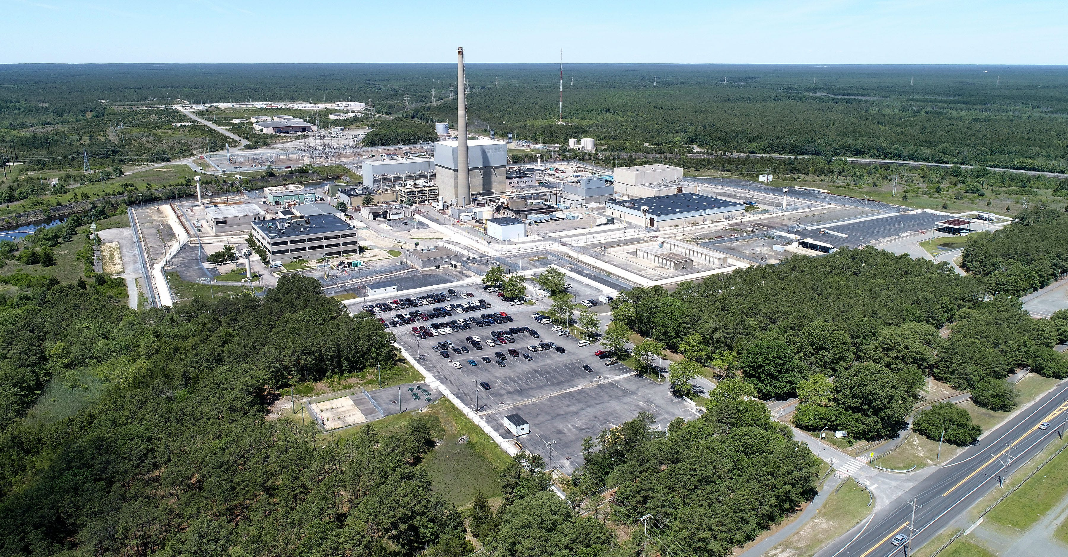 Nuclear Power As Oyster Creek Closes In Nj Decommissioning Speeds Up