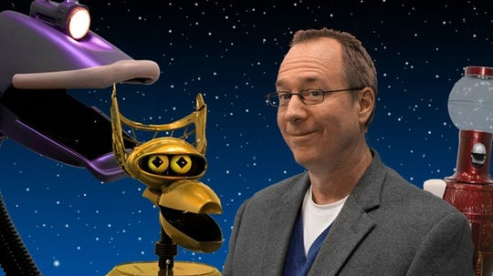 Joel Hodgson brings his farewell tour of Mystery Science Theater 3000 Live to the Admiral Theatre in January.