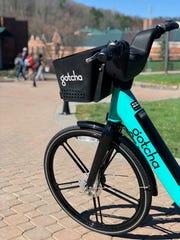 A Gotcha e-bike