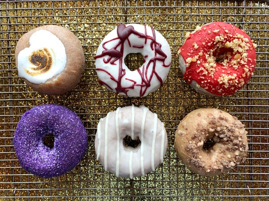 National Doughnut Day at Federal Donuts is a Greatest Hits celebration, as chosen by its fans.