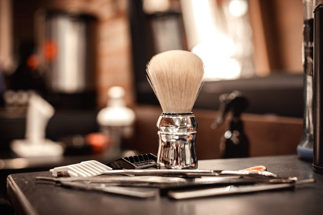 Andrew Kloss has saved a lot on shaving supplies over the past few years. The Eastampton man, who's been letting his beard and mustache grow for nearly four years, won an international title in the World Beard and Moustache Championship in Antwerp, Belgium, in May.