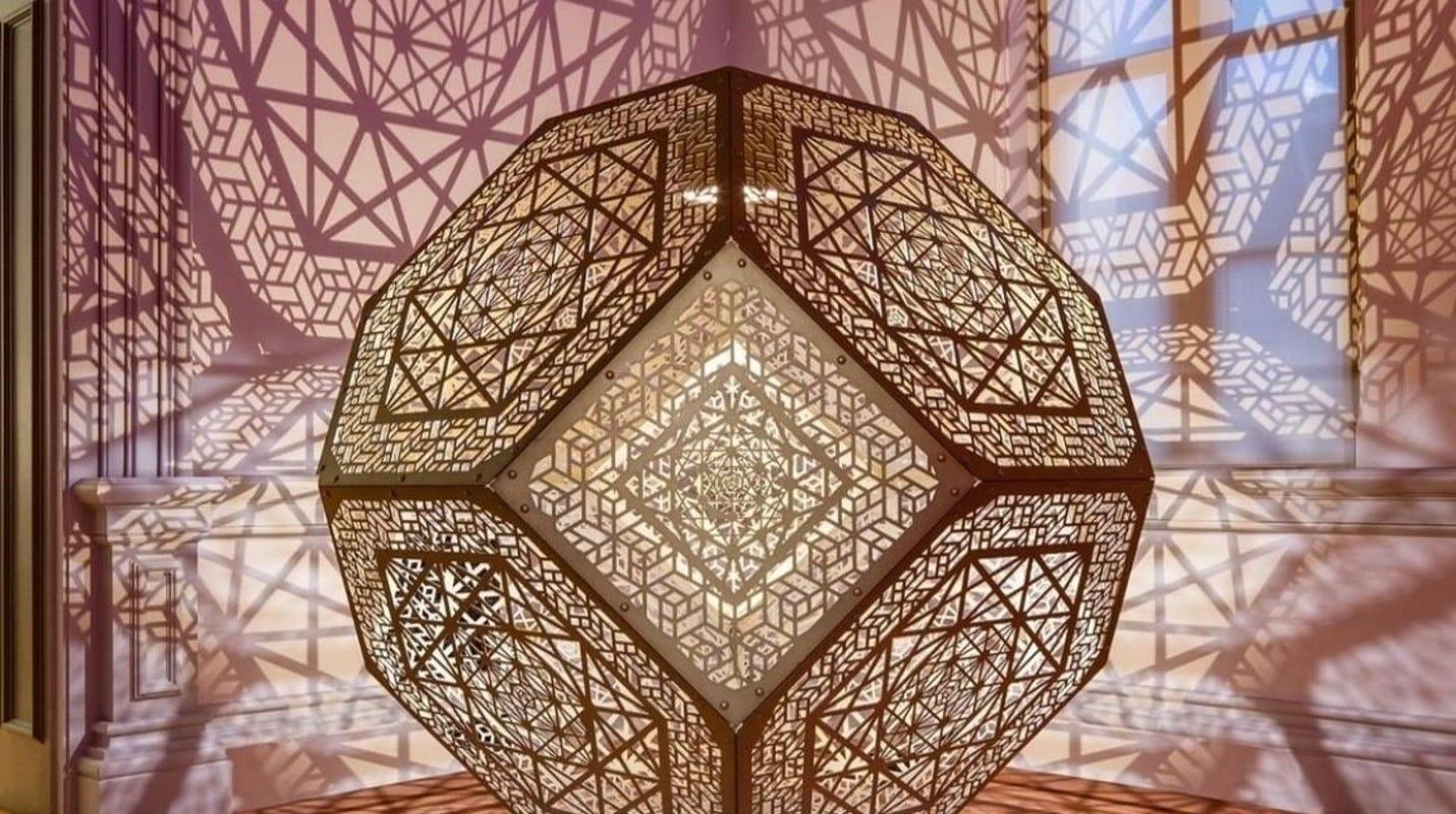 UC students shine at second phase of Burning Man exhibit at Cincinnati Art Museum