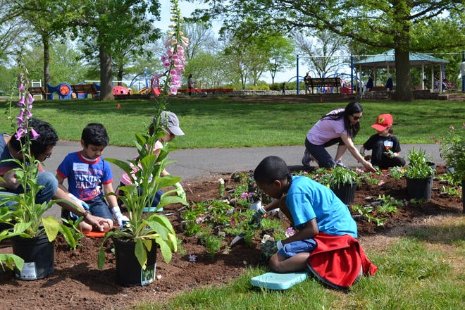 """""""Little Wigglers — How to Make Your Own Composting Bin"""" will take place on Saturday, June 15,from 10 a.m.to noon at the Colonial Park Gardens in the Somerset section of Franklin Township."""