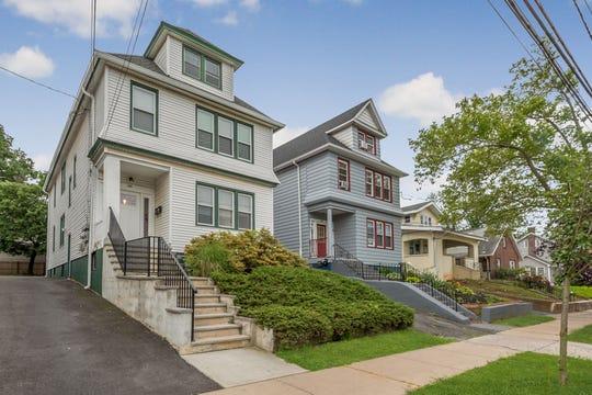 Andrew Zastko, broker-owner of Gloria Zastko, Realtors is marketing 382 Livingston Avenue, a two-family home,for $439,000.
