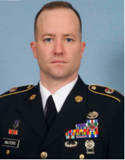 U.S. Army Sgt. 1st Class Gregory Waters, a Michigan-based Army recruiter, to be awarded the Distinguished Service Cross for heroism as a medic in Afghanistan in 2008. The soon-to-be Berkley resident is to receive the medal at Selfridge Air National Guard Base in Harrison Township.