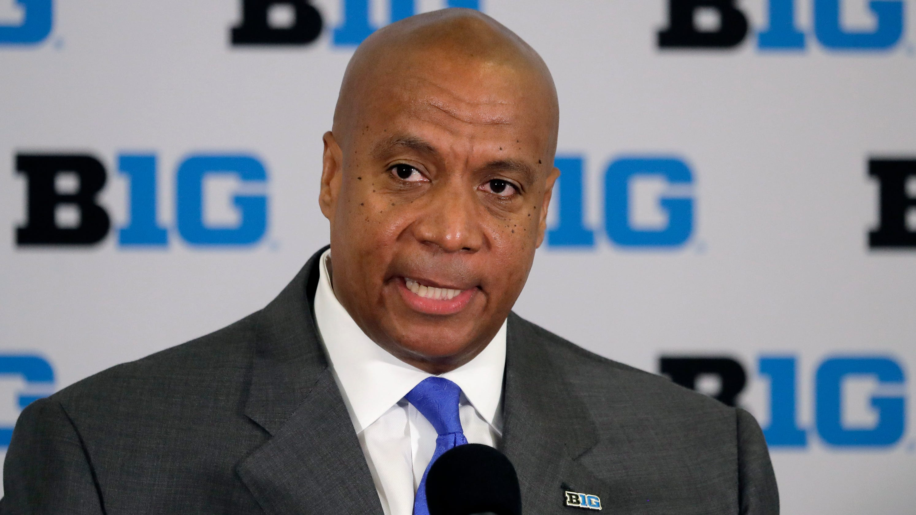 Big Ten commissioner: Decision to postpone fall sports - including football - won't be revisited