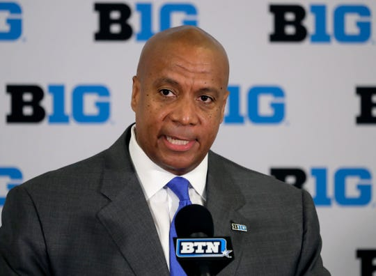 Big Ten Conference Commissioner Kevin Warren