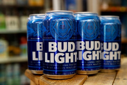 Anheuser-Busch says a new solar facility in Texas will help it meet its goal of brewing all its U.S. beers using renewable energy.