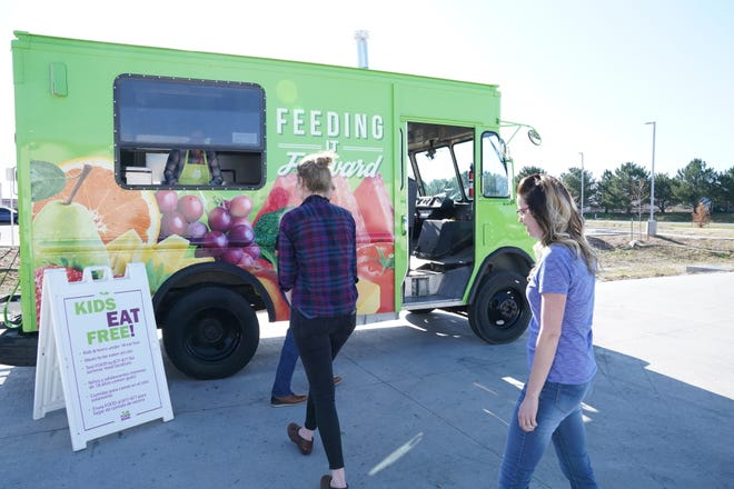 Kids can eat free meals through the summer thanks to programs such as the Food Bank for Larimer County's Kids Cafe and Poudre School District's summer feeding program.