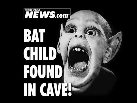"Bat Boy made his debut in the pages of the now-defunct ""Weekly World News"" tabloid newspaper. The character's co-creator, Dick Kulpa, appears at Saturday's SWFL SpaceCon in Fort Myers. Kulpa is former editor/publisher of ""Cracked"" magazine and former editor/art director of ""Weekly World News."""