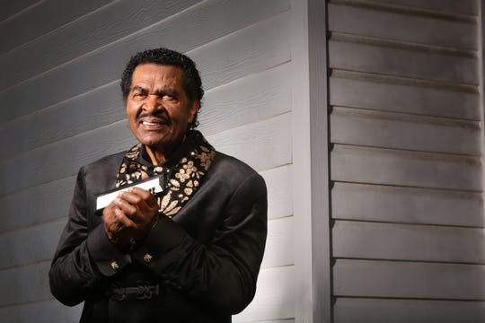 Grammy-winning R&B great Bobby Rush will be among the artists appearing at the 17th annual Tri-State Blues Festival at the Landers Center on Saturday.