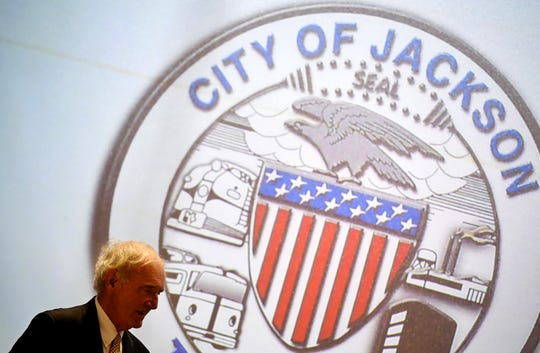 Jackson City Mayor Jerry Gist presided over his final city council meeting, Tuesday, June 4.