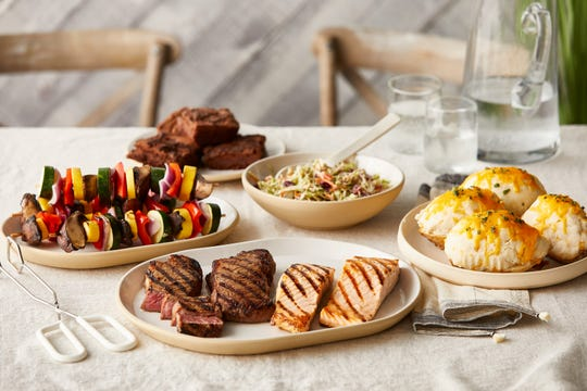 The Fresh Market's Fathers Day meal is available through June 12.