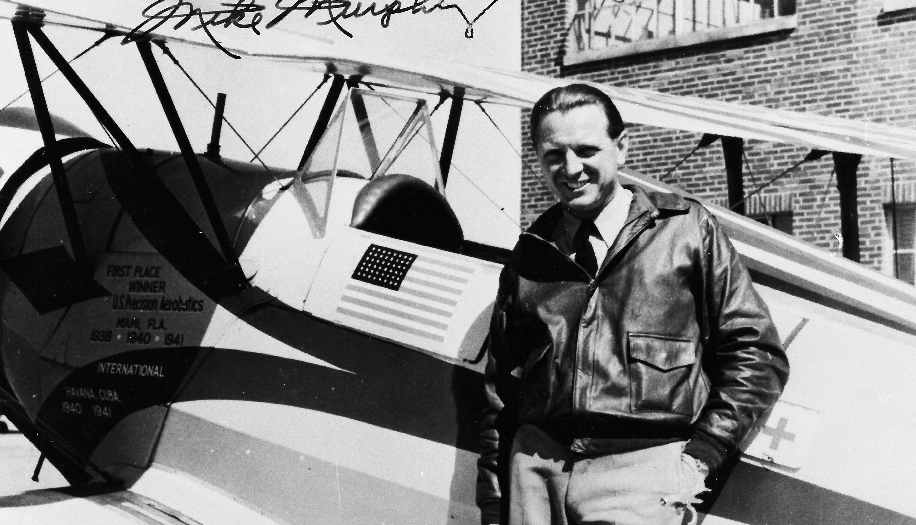 D-Day anniversary: How a stunt pilot invaded Normandy on a glider