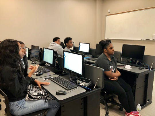 "Students from four Lafayette area high schools are taking a ""College Immersion"" program for six weeks this summer at South Louisiana Community College."