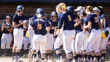 Interviews from Hartland's 12-2 victory over Milford in a district softball championship game.