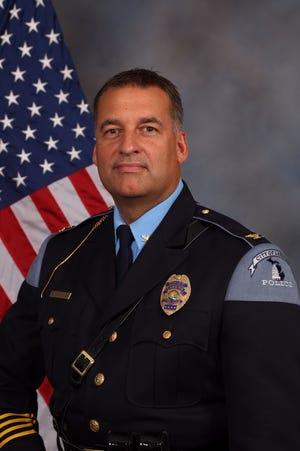 Former Lansing police Chief Mike Yankowski