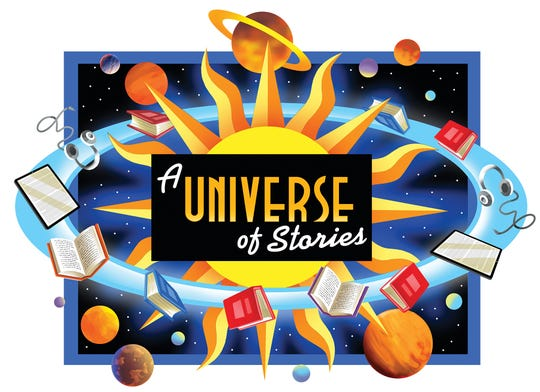 Capital Area District Libraries' 2019 summer reading program is themed 'A Universe of Stories'