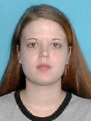 A photo of Dana Nicole Lowrey, who is believed to have been the first victim of serial killer Shawn Grate when she was 23 years old. Investigators identified her as the woman whose skeletal remains were found off Victory Road in 2007.
