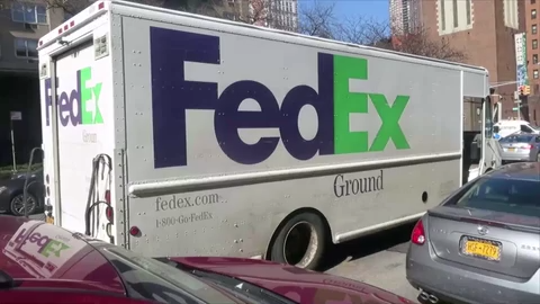 FedEx Ground vans will soon be a Sunday fixture in neighborhoods across the U.S.