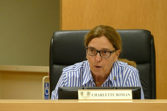 "Councilor Charlette Roman said the question people need to ask themselves is not if they are in favor or against medical marijuana. ""Do we want a medical marijuana dispensary in Marco Island?"" Roman said it was the correct question to ask."