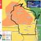 Wisconsin weather: Much of state at risk for severe thunderstorms