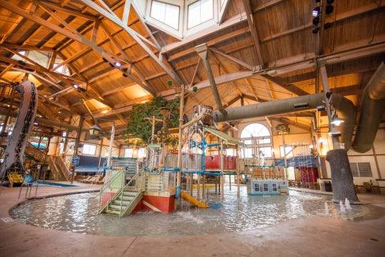 At Special Needs Swims at The Springs Water Park at Ingleside Hotel, families can enjoy the water park during less crowded times.