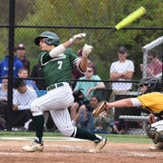 Delbarton shortstop Anthony Volpe was selected by the New York Yankees in the first round of the Major League Baseball Draft on June 3.