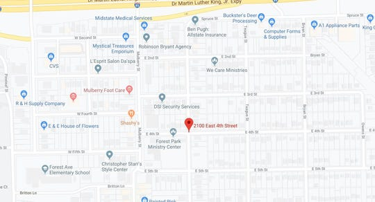 Two men involved in an altercation stabbed each other in the 2100 block of East 4th Street.
